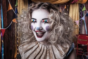 Vintage Clown performer