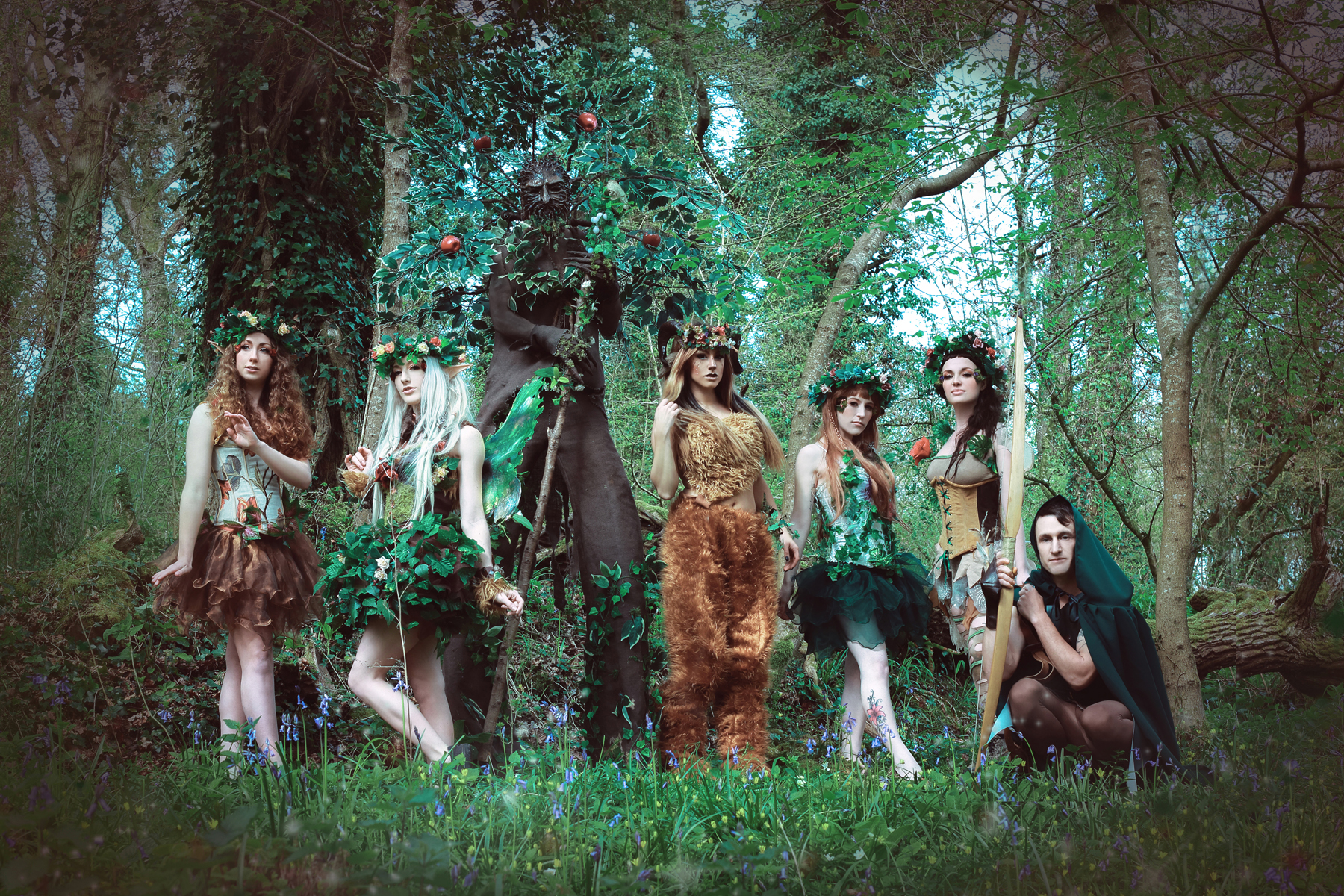 The Enchanted Forest 01
