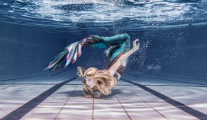 Hire a mermaid