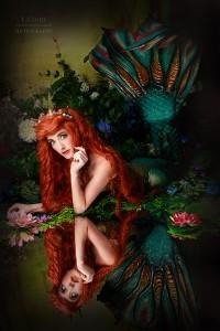 Hire mermaid themed entertainment. Mermaid summer entertainment. Hire a mermaid tank UK.