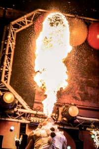 Hire fire dancers in the UK