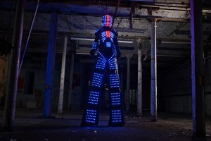 LED Glow bot