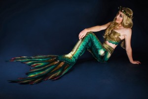 mermaid for hire uk