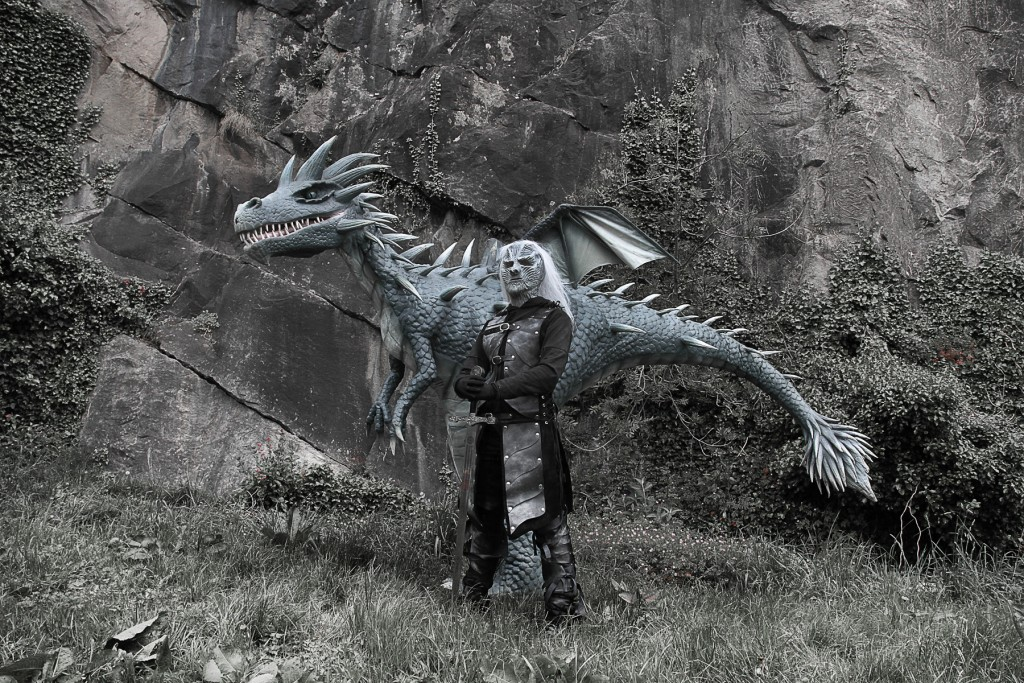 DRAGON WHITE WALKER