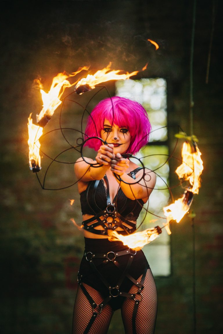 Fire shows for tattoo conventions, motorcross events, rock concerts and more!