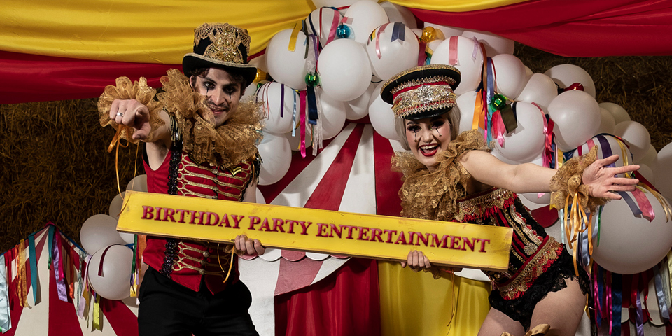 Entertainment for events and birthday parties