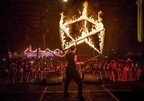Andy Fire Cube