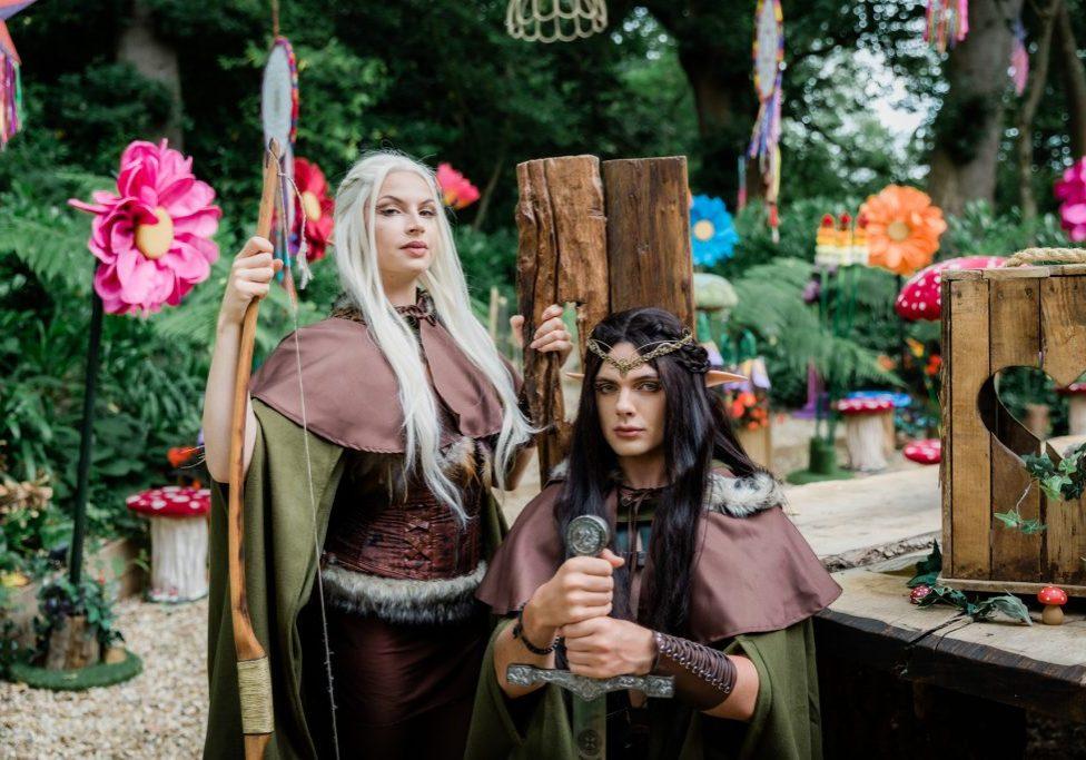 The UK's best fairytale themed entertainment.